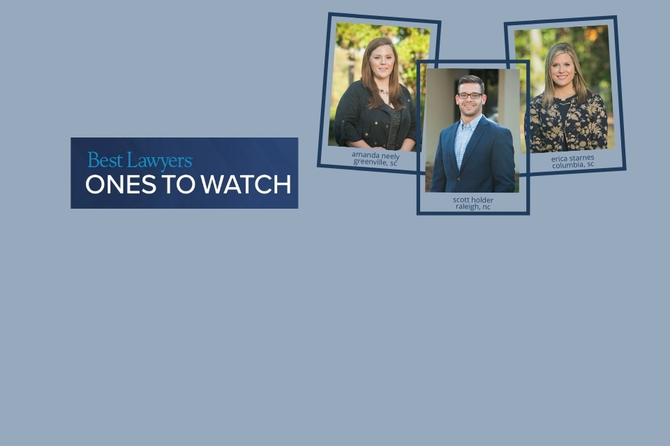 three wjcb attorneys named to us news best lawyers ones to watch 2022